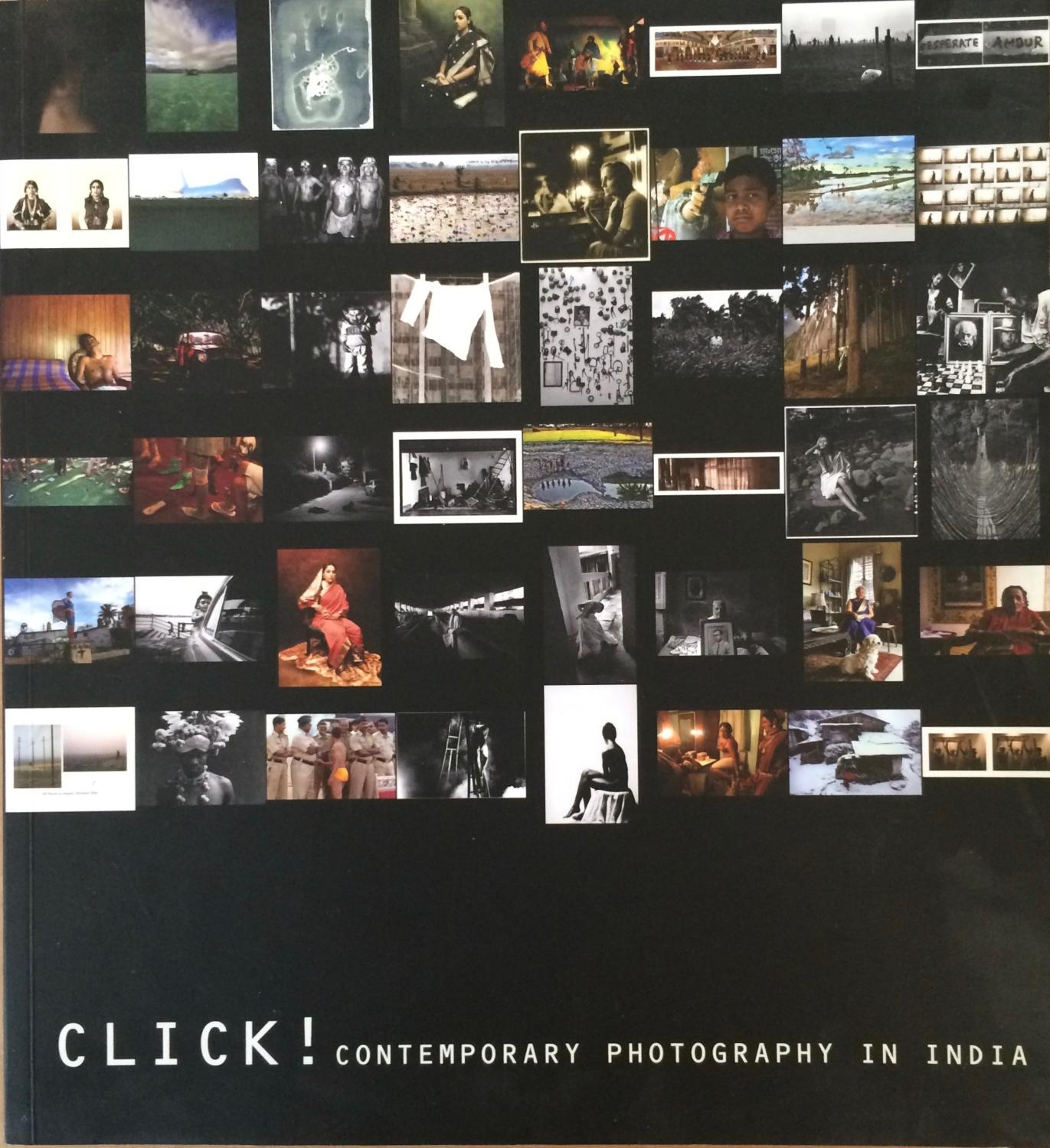 2008: Click! Contemporary Photography in India