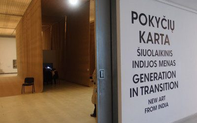 2011: Generation in Transition, New Art from India