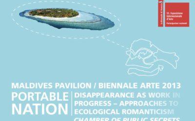 Reterritorializing Ecologies – Maldives Pavillion – 55th Venice Biennnale