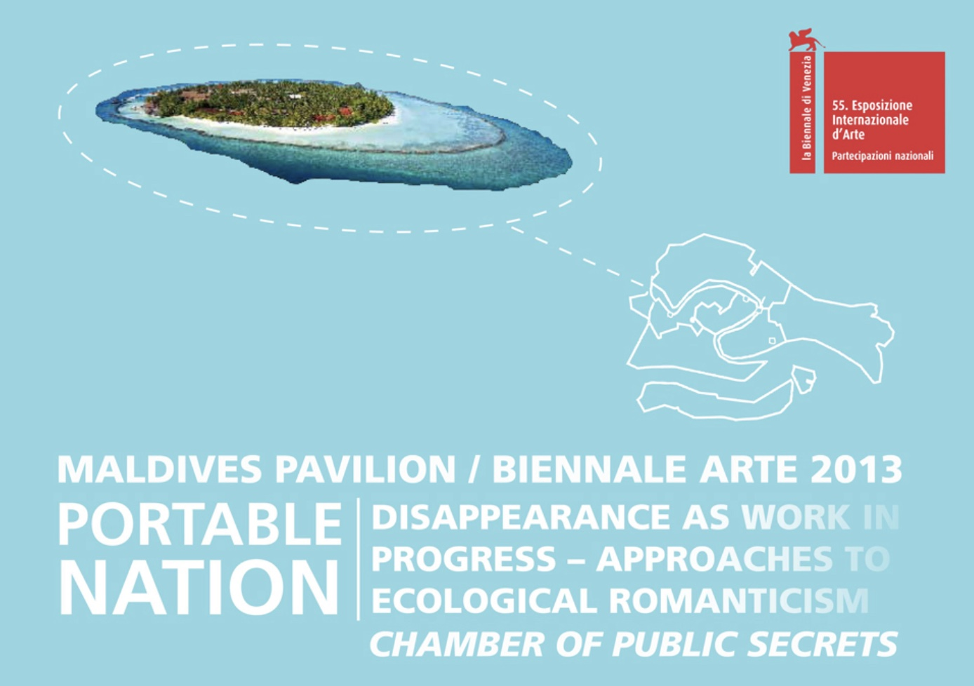 Reterritorializing Ecologies – Maldives Pavillion – 55th Venice Biennnale