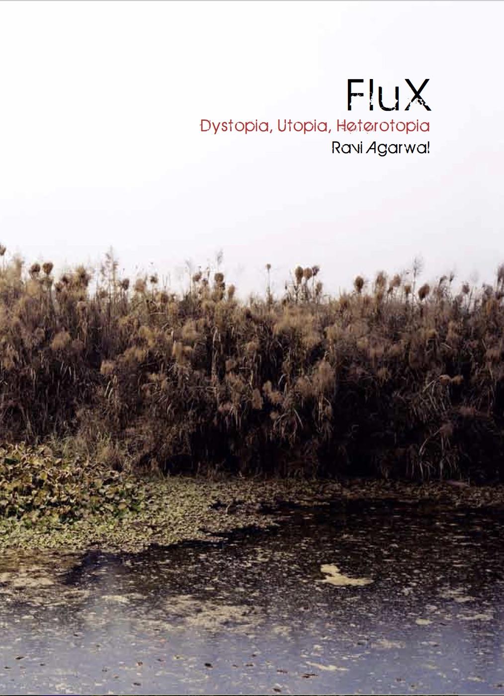 Flux Catalogue. Gallery Espace, 2011