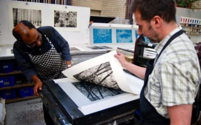 Edinburgh Art Festival features of leading international and UK artists