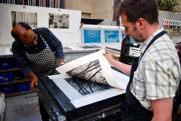 Edinburgh Art Festival features of leading international and UK artists