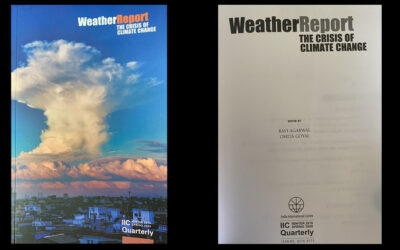 IIC Quarterly Issue on Climate Change (IIC Quarterly Winter 2019–Spring 2020)